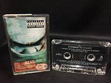 Disturbed The Sickness Cassette Tape (BMG/Giant Records 2000)
