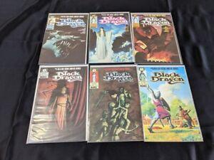 Black Dragon #1,2,3,4,5,6 (1985) Claremont/John Bolton full series all in VF+
