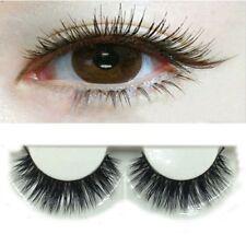 Real Extension 3D Soft Eye Lashes Fake Eye Lashes Mink Hair False Eyelashes