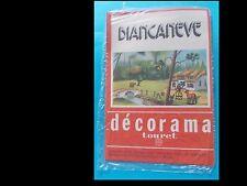 BIANCANEVE (TRASFERELLI/DECALCOMANIE)