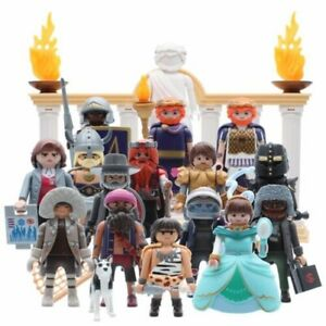Playmobil Movie Figurines Collection Series 1 & 2