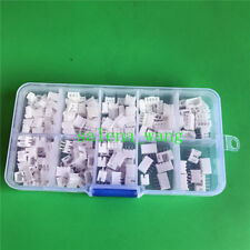 90sets JST cable Connector  PH 2.0mm  2p 3p 4 pin  plug Male&Female, Crimps DIP