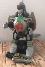 Power Rangers IMAGINEXT Remote Control Dragonzord & Remote 1 Figure 5 Missiles
