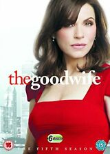 The Good Wife - Season 5 [DVD] [2013][Region 2]