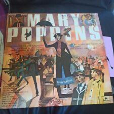 New listing Mary Poppins Walt Disney Soc 1010 Vinyl Record Lp
