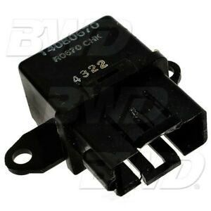 BWD R807 Engine Cooling Fan Motor Relay - WATER IN FUEL INDICATOR RELAY