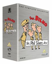 Sgt. Bilko:The Phil Silvers Show - The Complete Collection (20 Discs) - NEW DVD