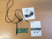 Tarjeta PCI inalámbrica 802.11n 32-bit Edimax Adaptador