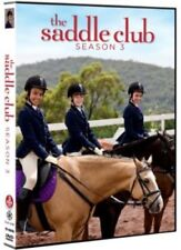 The Saddle Club Season 3 TV Series Three Third New Region 1 DVD (3 Discs)