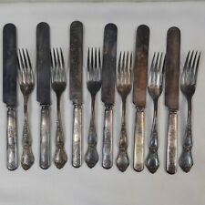 """Moselle by International Dinner Forks Set of 2-7/"""" b3"""