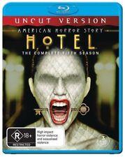 American Horror Story - Hotel : Season 5 (Blu-ray, 2016, 3-Disc Set)
