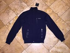 NWT $198 RLX Ralph Lauren Mckinley Utility Jacket Navy Full Zip Coat Men's XS