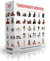 101 TRANSPARENTE FOTOS Menschen Grafiken Frauen Männer Webseite Website E-Lizenz