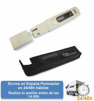 Medidor tds para medir calidad del agua hidroponia (Envio express)
