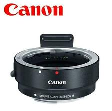 CANON EF EF-S to EOS-M Lens Mount Adapter Ring - New with box