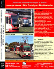 NEU: Tramwaje Gdansk - Die Danziger Straßenbahn    (Das Highlight für N8 Fans!)