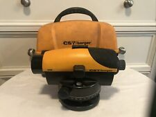 Cst/Berger 24X Automatic Construction Pal/Sal N Series Level w/ Case 12/B3575F