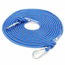 25KN 10M Climbing Rock Sling Rappelling Rope Auxiliary Cord Equipment Safety