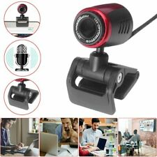 Webcam HD 1920*1080P Kamera USB 3.0 Mit Mikrofon für Computer PC Laptop Mac