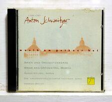 SCHWEITZER arias & orchestral works MARGOT STEJSKAL - ES-DUR CD NM