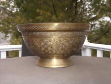 """Antique 19th Cent Xuande Chinese Bronze Censer Bowl Da Ming Xuan De Nian Zhi 10"""""""