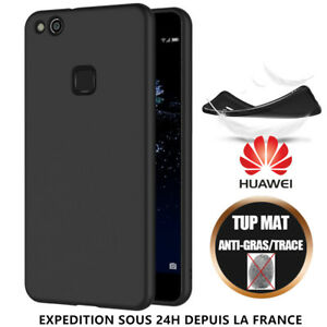 ultra slim coque housse TPU mat Huawei P8/P9/P10/P20/P30 Lite Honor8/9 mate9 10