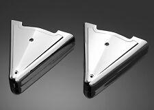 SUZUKI C1800 Intruder/ VLR1800/ C109R CHROME REAR AXLE / FRAME COVERS (473-0018)