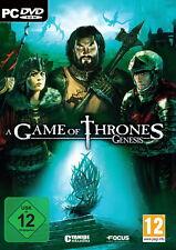 A Game of Thrones: Genesis PC mercancía nueva en DVD funda con manual