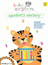 Disney: Baby Einstein - Numbers Nursery   (DVD)     LIKE NEW