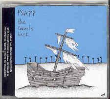 Psapp The Camel's Back UK Domino 2008 Adv CD In Slimlinecase