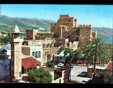 BYBLOS (LIBAN) MOSQUEE & CITADELLE vers 1960