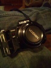 Minolta 7000 Maxxum Camera