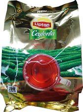 Pure Ceylon Tea Lipton Ceylonta Sri Lankan Whole Leaf Premium Black Tea - Loose