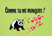 Br43933 bear ours panda comme tu me manques animaux animals