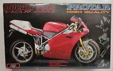 Modello DUCATI 996 R 2001 scala 1/9 INTROVABILE