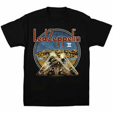 Led Zeppelin Lzii Searchlights Official Tee T-Shirt Mens Unisex