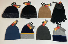 M&S Mens Thermowarmth Beanie Hat / Gloves Knitted Various Styles One Size RP£9.5