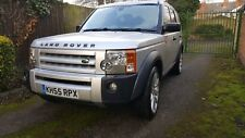 55 LAND ROVER DISCOVERY 3 2.7 TDV6 S LEATHER,7 SEATS, AUTO,4 X4 ,SERVICE HISTORY