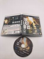 Sony PlayStation 3 PS3 Disc Case No Manual Tested The Last Of Us