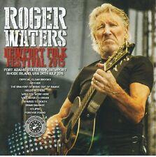 "Roger Waters ""Newport Folk Festival 2015"" Japan's cd Pink Floyd"