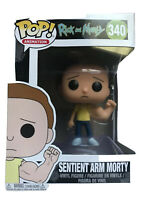 Funko Pop Animation Rick And Morty 340 Sentient Arm Morty