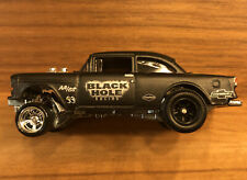 2020 Hot Wheels Car Culture '55 Bel-Air Gasser - Black Hole Rare