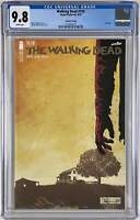 Walking Dead #193 2nd Printing Variant CGC 9.8