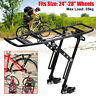 Bike Rear Rack Seat Luggage Carrier Bicycle Mountain Mount Pannier Carrier Cargo