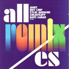 Various - All remixes (CD)