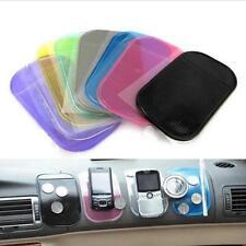 Support Téléphone de voiture GPS - Tapis Antidérapant autocollant Rose