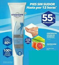 Stanhome Pedi-Mist Cream Crema Antihumedad para Pies/ Anti-humidity Foot Cream