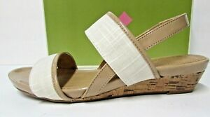 Naturalizer Size 7.5 Wedge Sandals New Womens Shoes