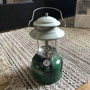 Vintage Coleman Lantern LP Gas Model 1969 - 1970 Single Mantle Model 5122