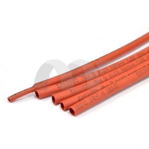 2.0mm(1.5m) Red Heat Shrink Shrinkable Heatshrink Tube Tubing Wire Sleeving Wrap